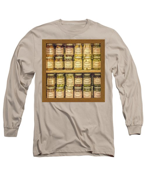 Preserves Long Sleeve T-Shirt