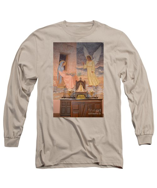 Presidio La Bahia Mission Long Sleeve T-Shirt
