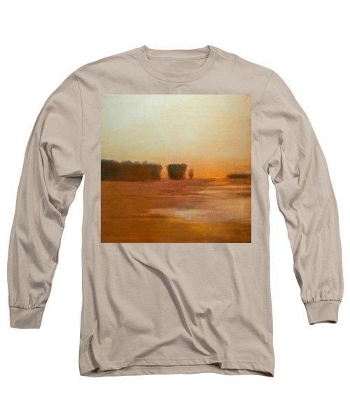 Preston After Spring Rain Creek Flood Long Sleeve T-Shirt