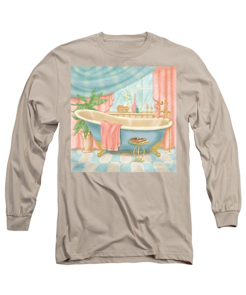 Pretty Bathrooms I Long Sleeve T-Shirt