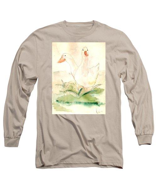 Pretty Pekins Long Sleeve T-Shirt