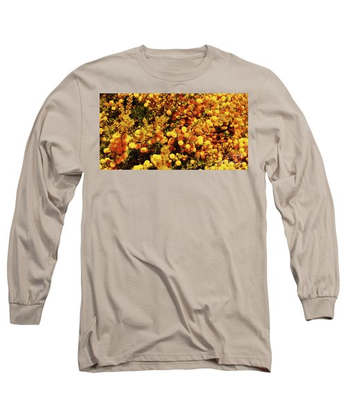 Prickly Moses Long Sleeve T-Shirt by Cassandra Buckley
