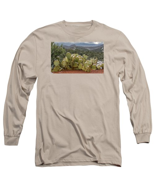 Cactus Country Long Sleeve T-Shirt