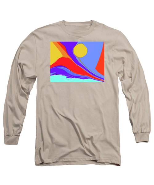 Primarily Long Sleeve T-Shirt