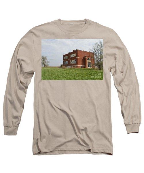 Primrose Nebraska School Long Sleeve T-Shirt