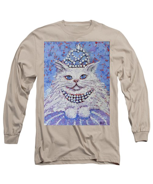 Princess Pussy Cat Long Sleeve T-Shirt