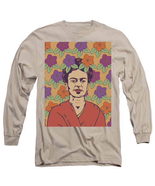 Print Long Sleeve T-Shirt