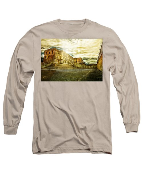 Prision Break Long Sleeve T-Shirt