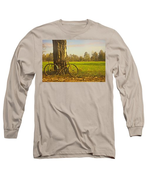 Private Parking Long Sleeve T-Shirt