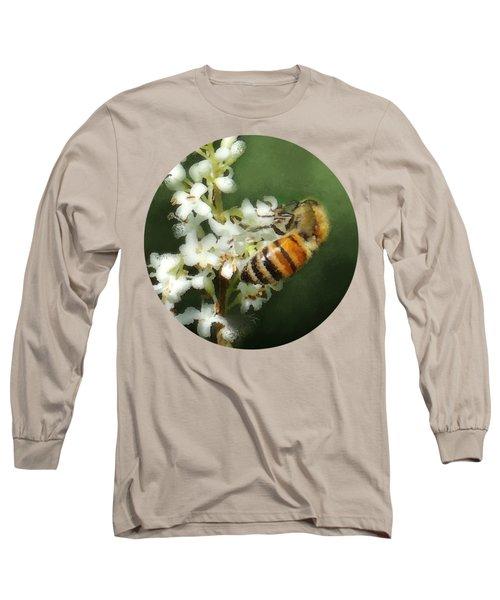 Privet Conversation Long Sleeve T-Shirt