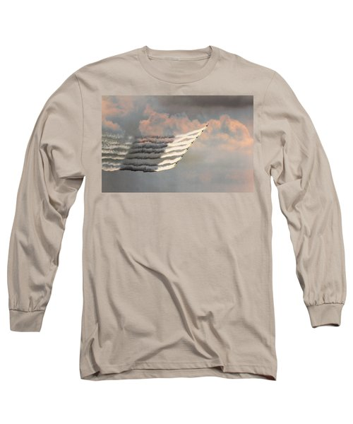 Professionalism Of Excellence Long Sleeve T-Shirt