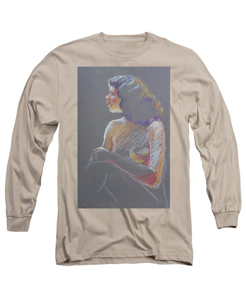 Profile 2 Long Sleeve T-Shirt
