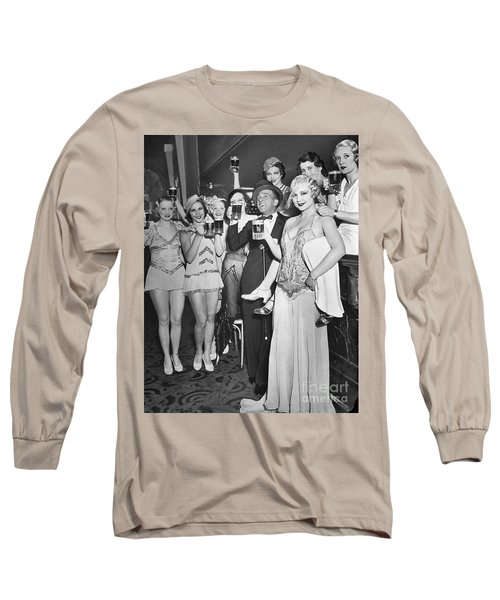 Prohibitions Over Long Sleeve T-Shirt
