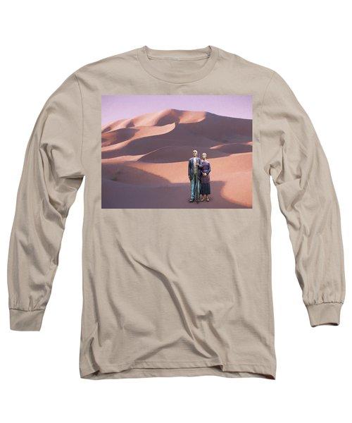 Promised Land Long Sleeve T-Shirt