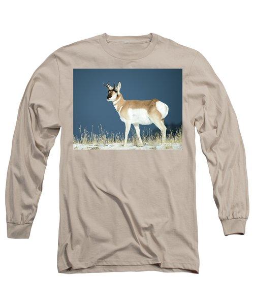 Pronghorn Long Sleeve T-Shirt