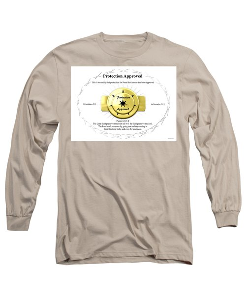 Protection Approved Long Sleeve T-Shirt
