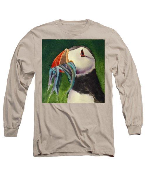 Proud Puffin Long Sleeve T-Shirt