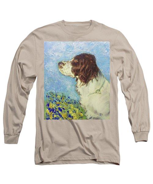Proud Spaniel Long Sleeve T-Shirt