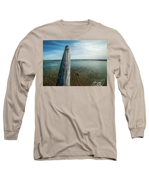 Provincetown Breakwater #2 Long Sleeve T-Shirt