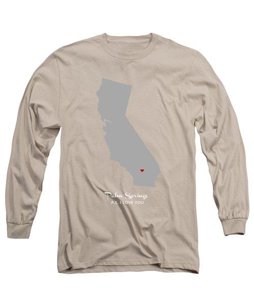 Ps I Love You Long Sleeve T-Shirt
