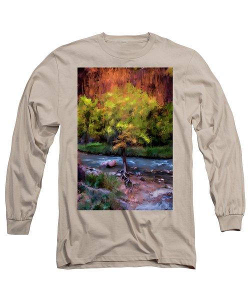 Psalm 1 Long Sleeve T-Shirt