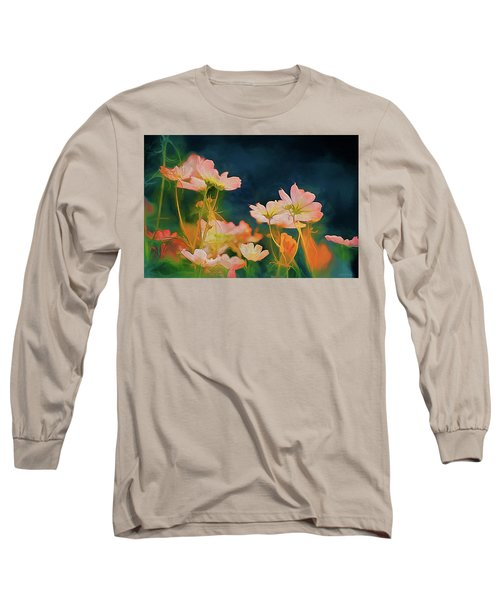 Psychedelic Cosmos Long Sleeve T-Shirt