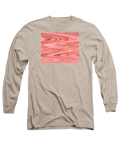 Psychedelic Zigzag Long Sleeve T-Shirt