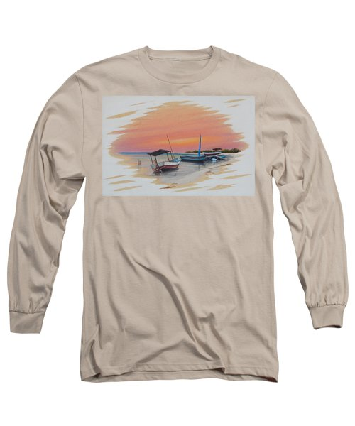 Puerto Progreso V Long Sleeve T-Shirt
