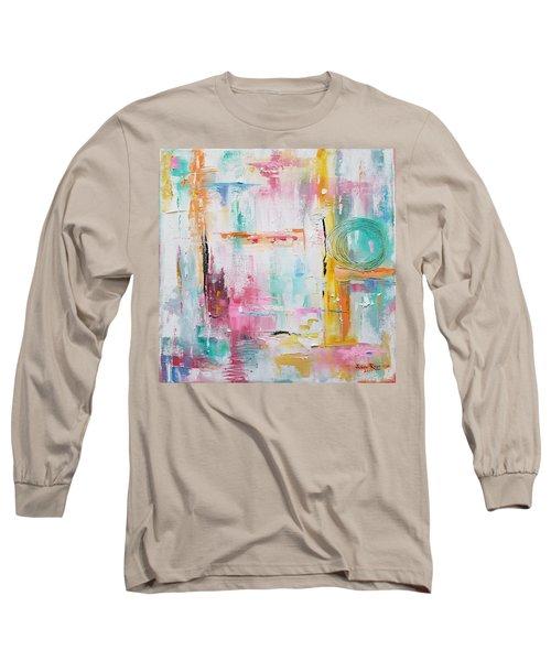 Pulling Strings Long Sleeve T-Shirt
