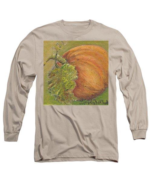 Pumpkin Time Long Sleeve T-Shirt