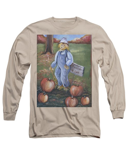 Punkins For Sale Long Sleeve T-Shirt