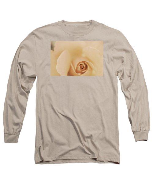 Long Sleeve T-Shirt featuring the photograph Purest Beauty by The Art Of Marilyn Ridoutt-Greene