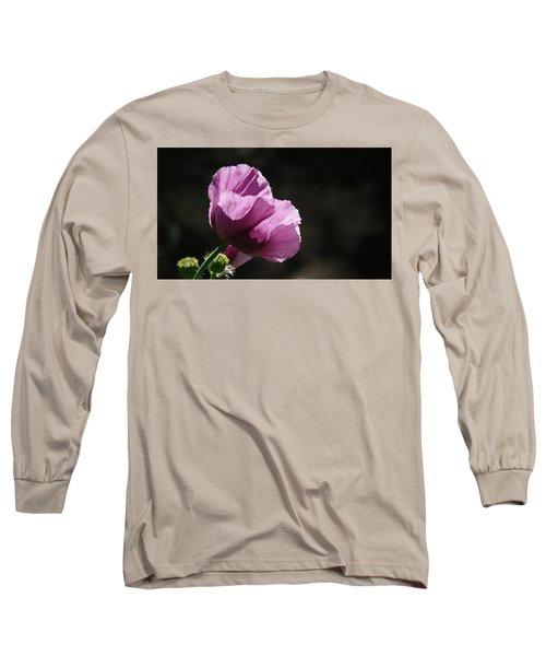 Purple Blessing Long Sleeve T-Shirt