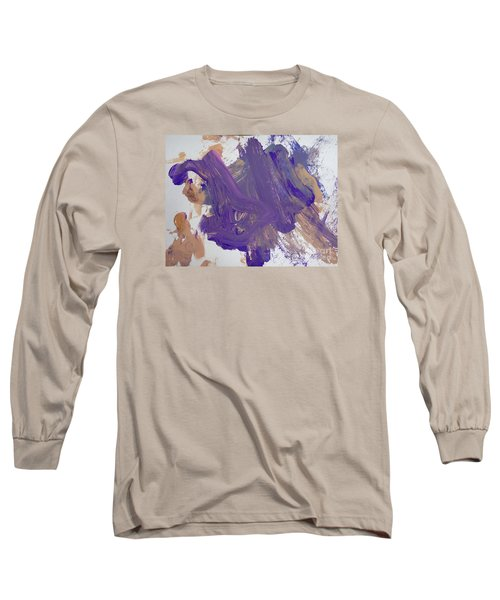 Purple By Emma Long Sleeve T-Shirt