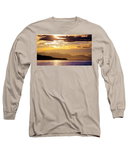 Orchid Sky Long Sleeve T-Shirt