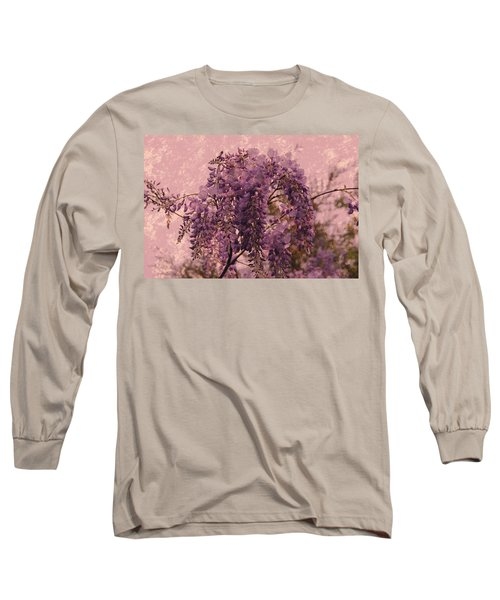 Purple Pleasures Long Sleeve T-Shirt