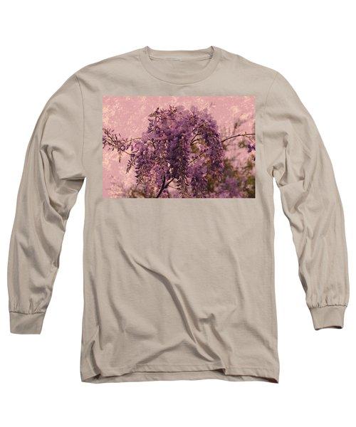 Purple Pleasures Long Sleeve T-Shirt