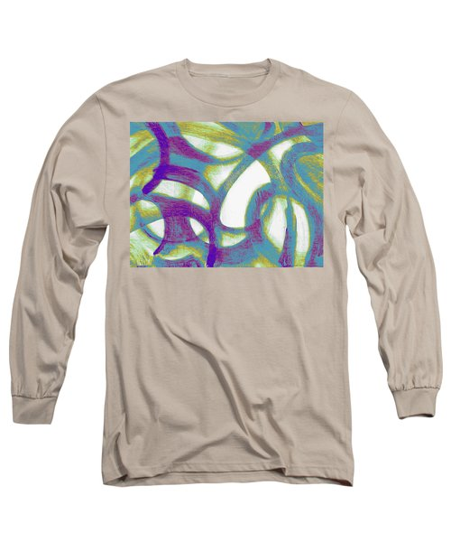 Purple Soul Long Sleeve T-Shirt