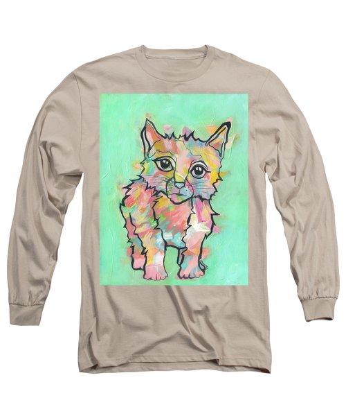 Purr-suasive Long Sleeve T-Shirt