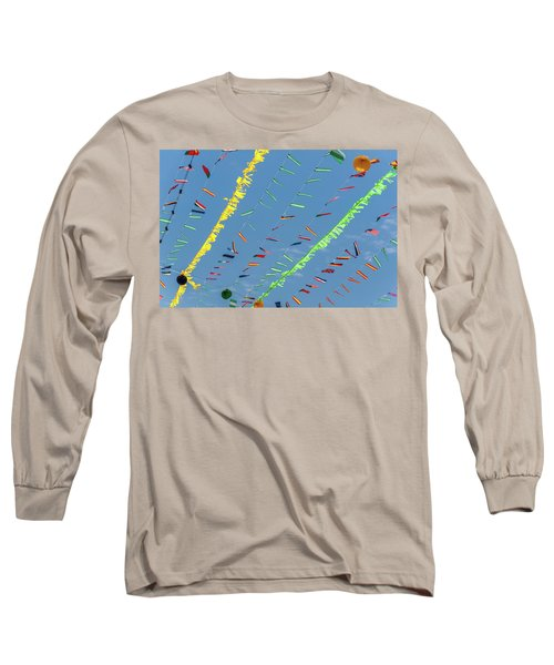 Put The Flags Out Long Sleeve T-Shirt
