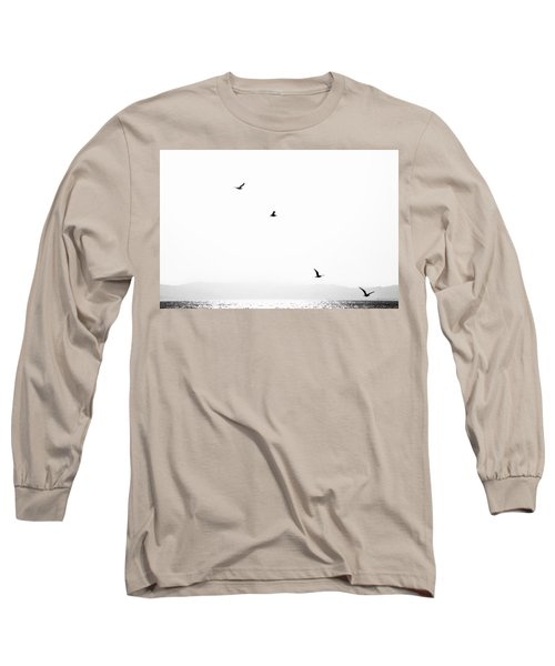 Quartet Long Sleeve T-Shirt by Hayato Matsumoto