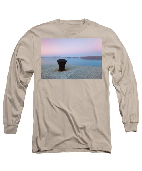 Quay In Dawn Long Sleeve T-Shirt