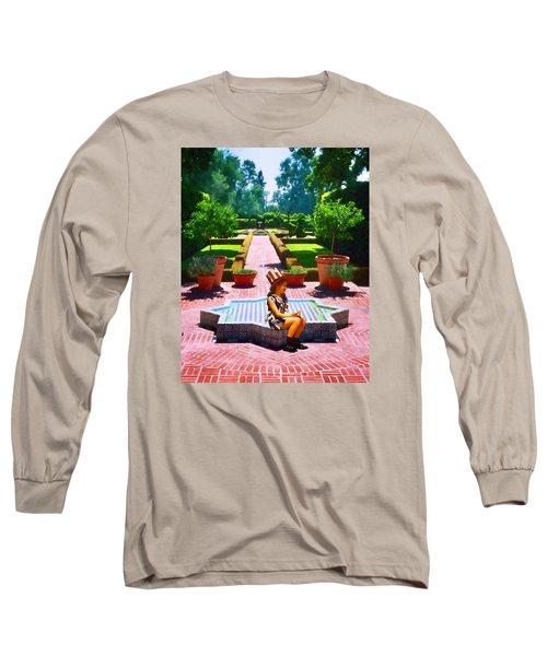 Queen Of America Long Sleeve T-Shirt