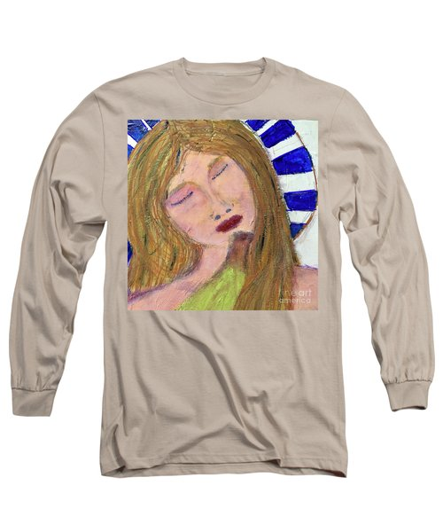Queen Serene Long Sleeve T-Shirt