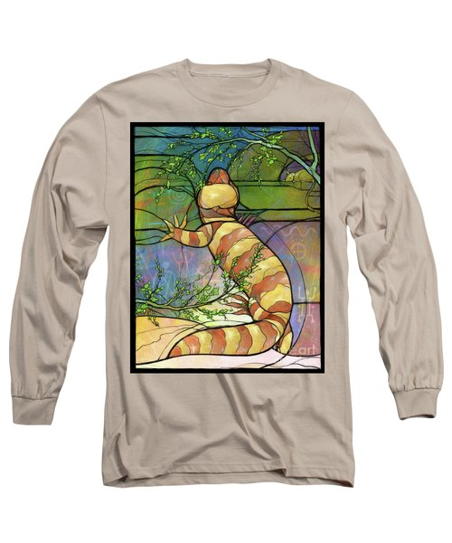 Quiet As A Mouse Long Sleeve T-Shirt