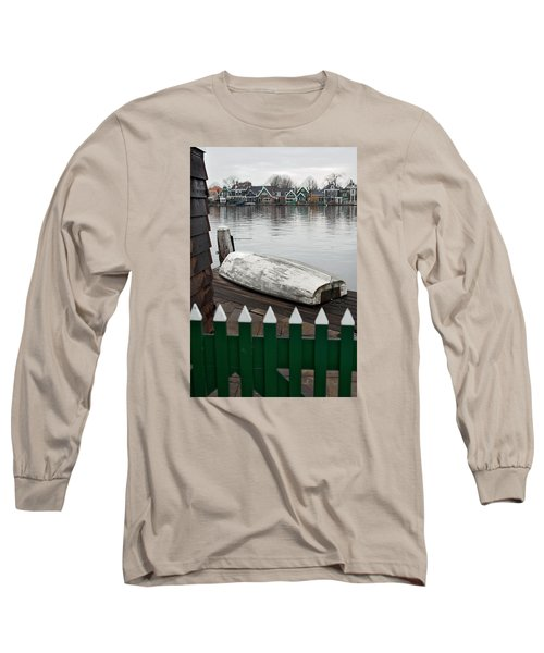 Quiet Day Off Long Sleeve T-Shirt