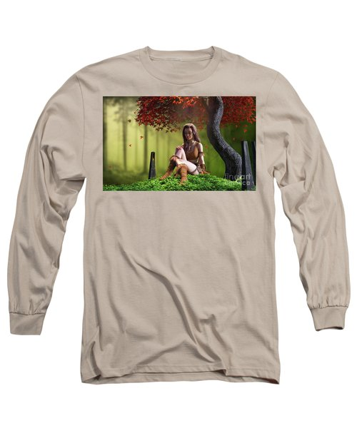 Quiet Long Sleeve T-Shirt