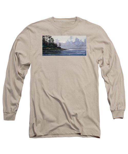 Quiet Shore Long Sleeve T-Shirt