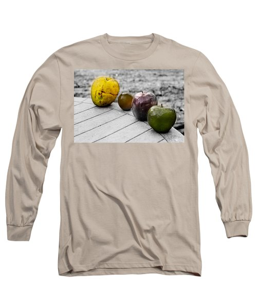 Quince Long Sleeve T-Shirt