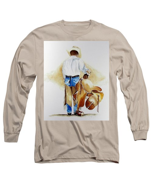 Quittin Time Long Sleeve T-Shirt